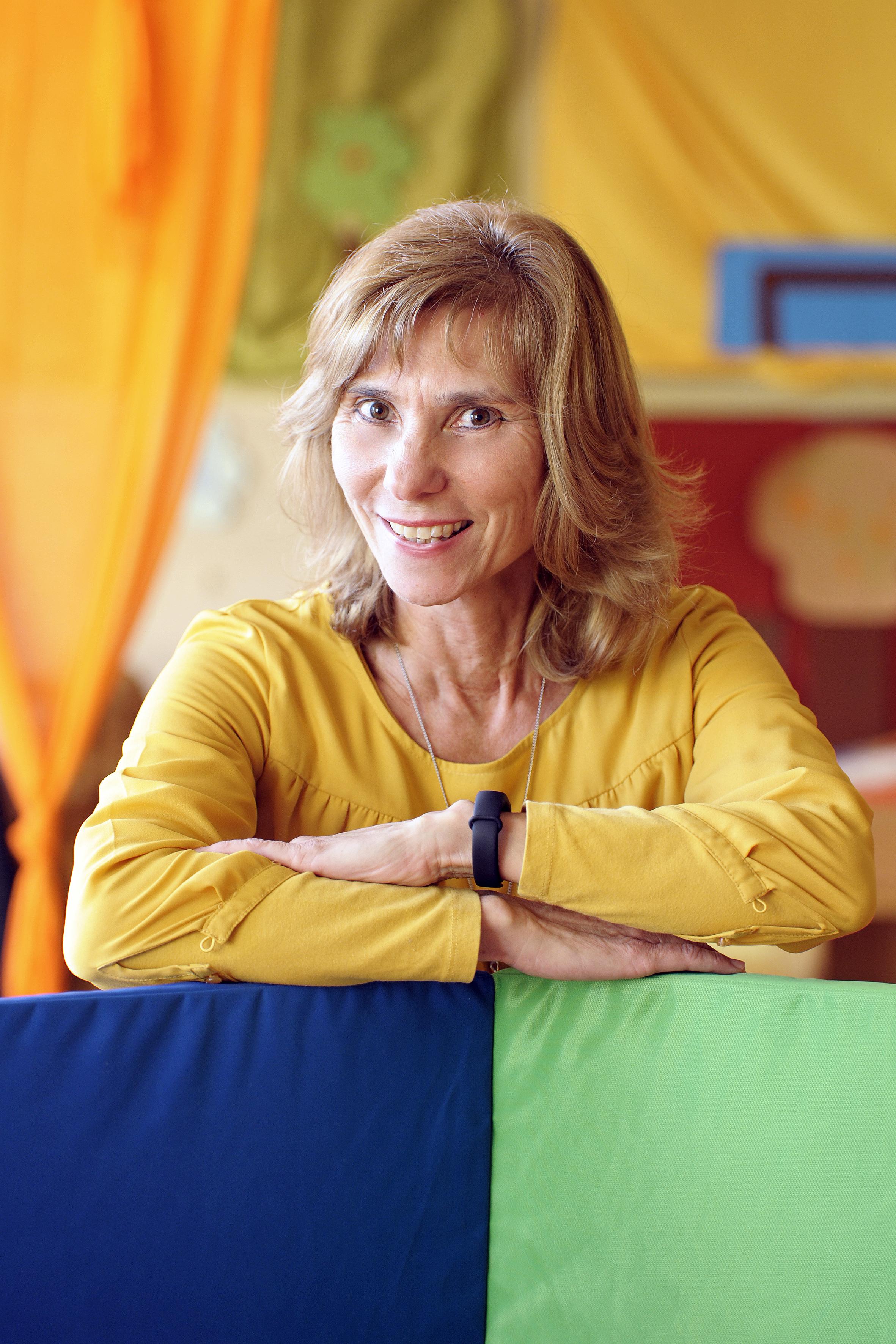 Erzieherin Gudrun Elhardt